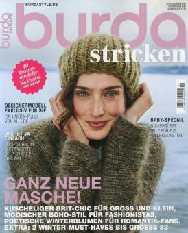 Burda Stricken - Sonderheft 2017
