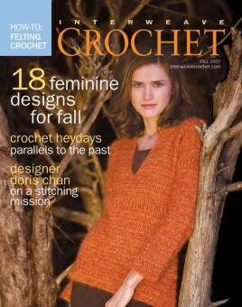 Interweave Knits Crochet Fall 2007