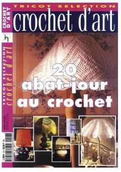 Crochet d'Art 6934-011