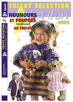 Crochet d'Art 6934-018
