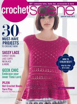 Interweave Crochetscene - Special Issue 2015