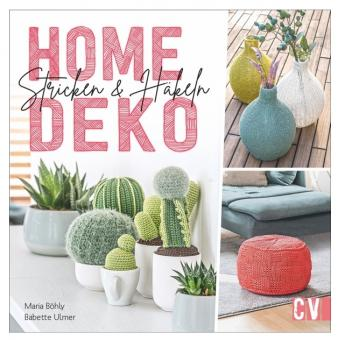 Home-Deko stricken & häkeln  CV 6578