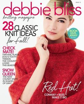 Debbie Bliss - Knitting Magazine - Issue 15