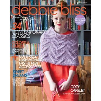 Debbie Bliss - Knitting Magazine - Fall/Winter 2014