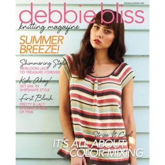 Debbie Bliss Knitting Magazine 8 - Spring/Summer 2012