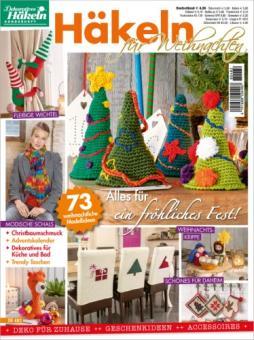Dekoratives Häkeln - Häkeln für Weihnachten DE 482