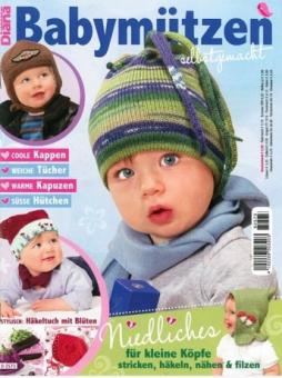 Diana special - Babymützen D2573