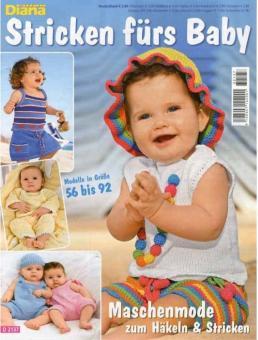 Diana Special - Stricken fürs Baby D2137