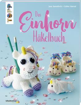Das Einhorn-Häkelbuch TOPP 6999