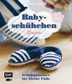 Baby-Schühchen-Tick EMF 55635