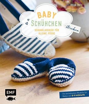 Babyschühchen stricken EMF 38163