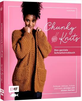 Chunky Knits – das geniale Schnellstrickbuch EMF 90536