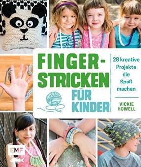 Fingerstricken für Kinder EMF 55353