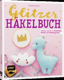 Das Glitzer-Häkelbuch EMF93486