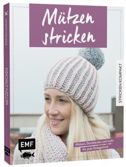 Stricken kompakt – Mützen stricken EMF 93179
