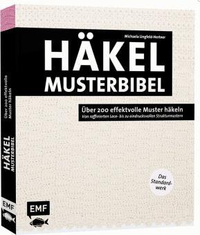 Die Häkelmusterbibel – Über 200 effektvolle Muster häkeln EMF 93241