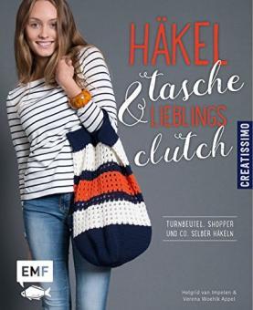 Häkeltasche & Lieblingsclutch EMF 55552