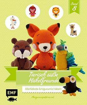 Tierisch süße Häkelfreunde Band8 EMF V