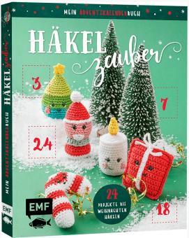 Mein Adventskalender-Buch: Häkelzauber EMF 90111