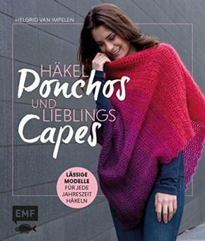 Häkel-Ponchos und Lieblings-Capes  EMF 55767