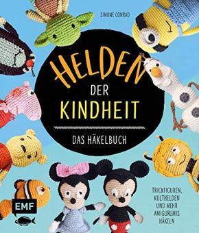 Helden der Kindheit – Das Häkelbuch EMF 35919