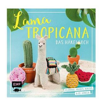 Lama Tropicana - Das Häkelbuch EMF 37180