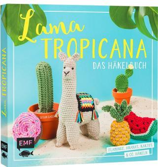 Lama Tropicana – Das Häkelbuch EMF 93090