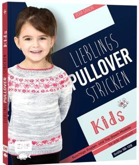 Lieblingspullover stricken für Kids EMF 93031