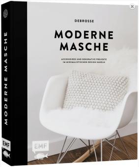 Moderne Masche – Das Häkelbuch von DeBrosse EMF 90053