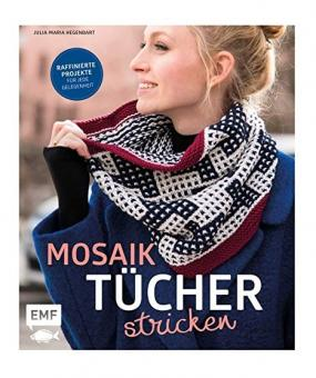 Mosaiktücher stricken EMF 93096