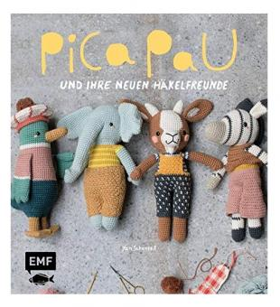 Pica Pau und ihre neuen Häkelfreunde EMF 37890