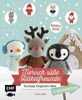 Tierisch süße Häkelfreunde im Winterwunderland EMF 55368