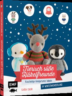 Tierisch süße Häkelfreunde im Winterwunderland EMF93425