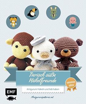 Tierisch süße Häkelfreunde - Band 1 EMF 55337