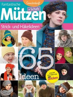 Fantastische Mützen und Schals 01/2013