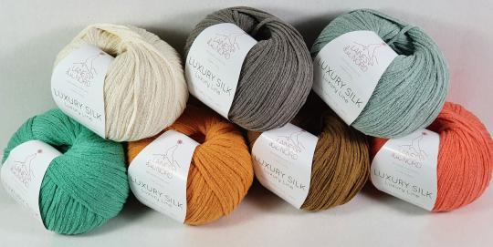 Laines du Nord Luxury Silk