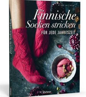 Finnische Socken stricken für jede Jahreszeit - Stiebner 72069