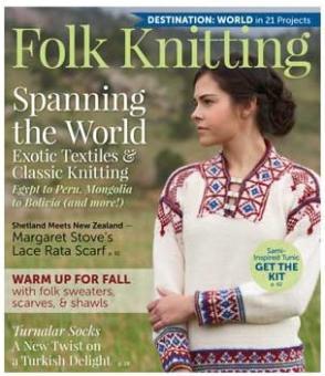 Folk Knitting Juni 2015