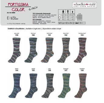 Fortissima Color - 6fach (90008)
