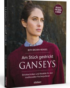 Am Stück gestrickt: Ganseys - Stiebner 72071