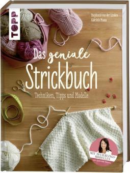 Das geniale Strickbuch  - TOPP 8132