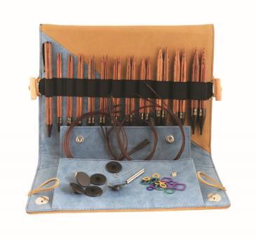 Knit Pro Ginger Rundstricknadel Set Luxus 31281