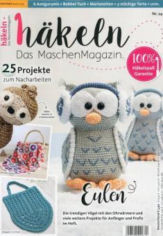 häkeln - Das Maschen Magazin 24/21
