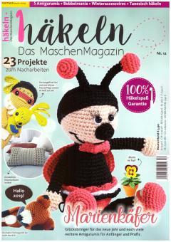 häkeln - Das Maschen Magazin 12/19