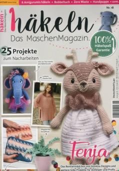 häkeln - Das Maschen Magazin 18/20