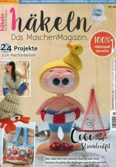 häkeln - Das Maschen Magazin 26/21