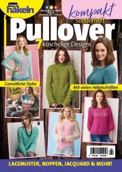 Simply Häkeln kompakt Pullover 02/2020