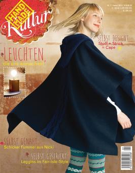 HANDMADE Kultur Magazin Nr. 1