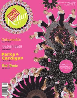 HANDMADE Kultur Magazin Nr. 01/2015