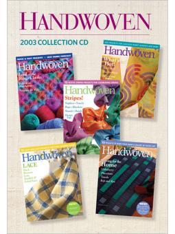Handwoven CD 2003